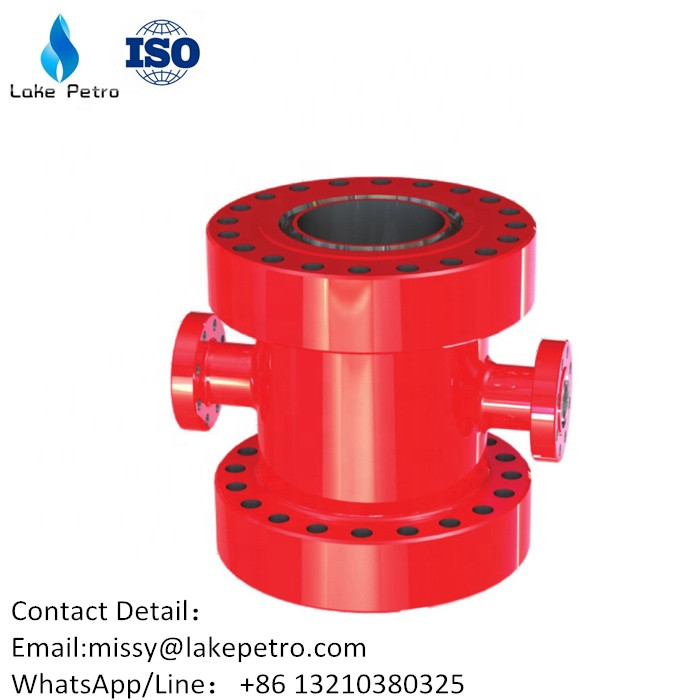 API Standard Wellhead Adapter Drilling Spool as Wellhead Equipment for Oil Drilling