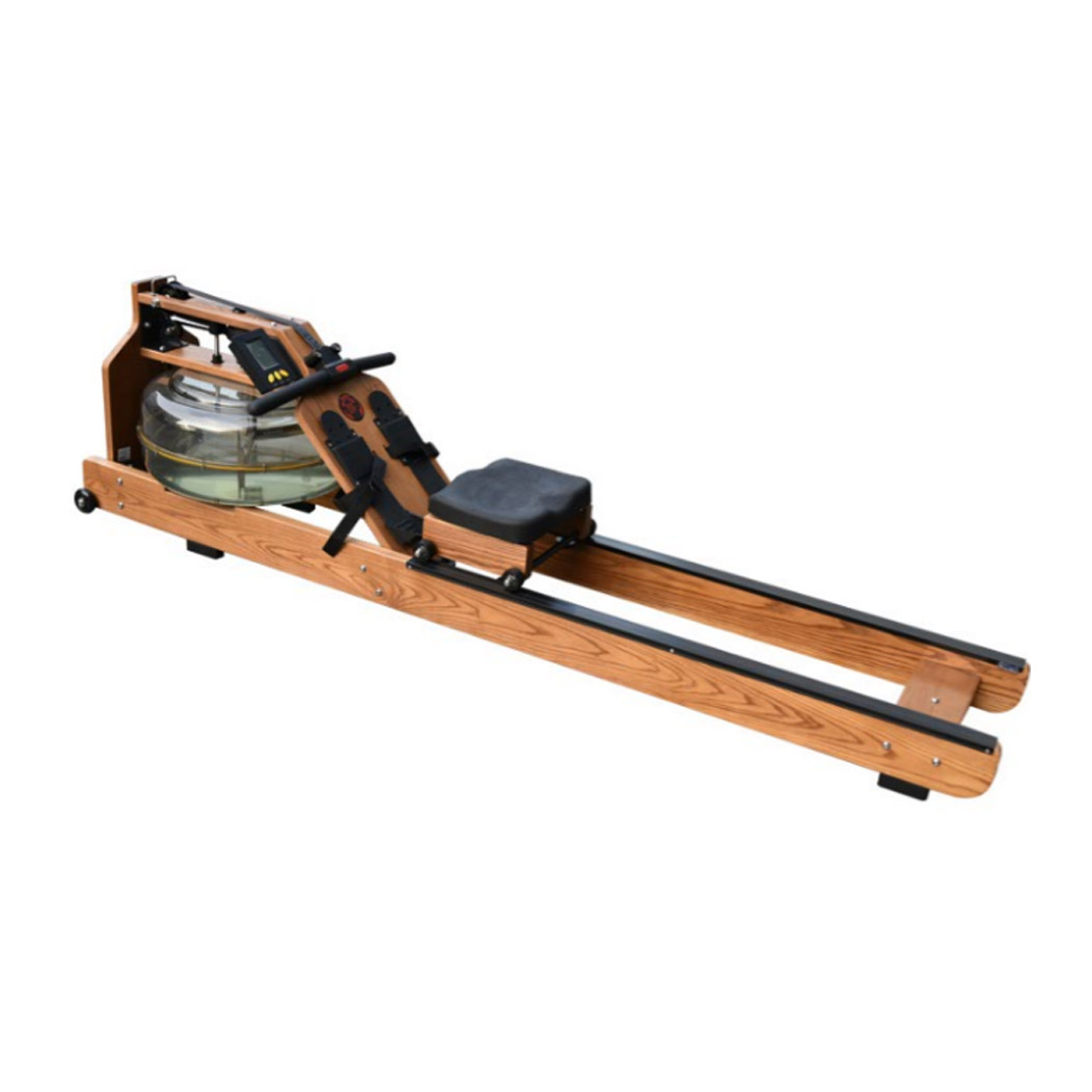 Double barrel adjustment Water resistance dual track Rowing machine CM-718