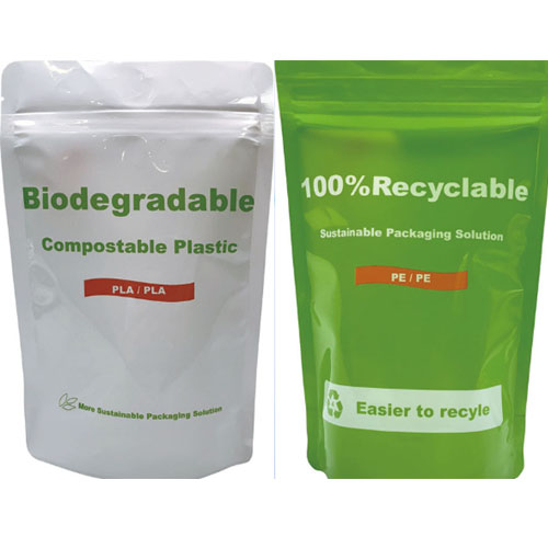 flexible packaging pouches and bags