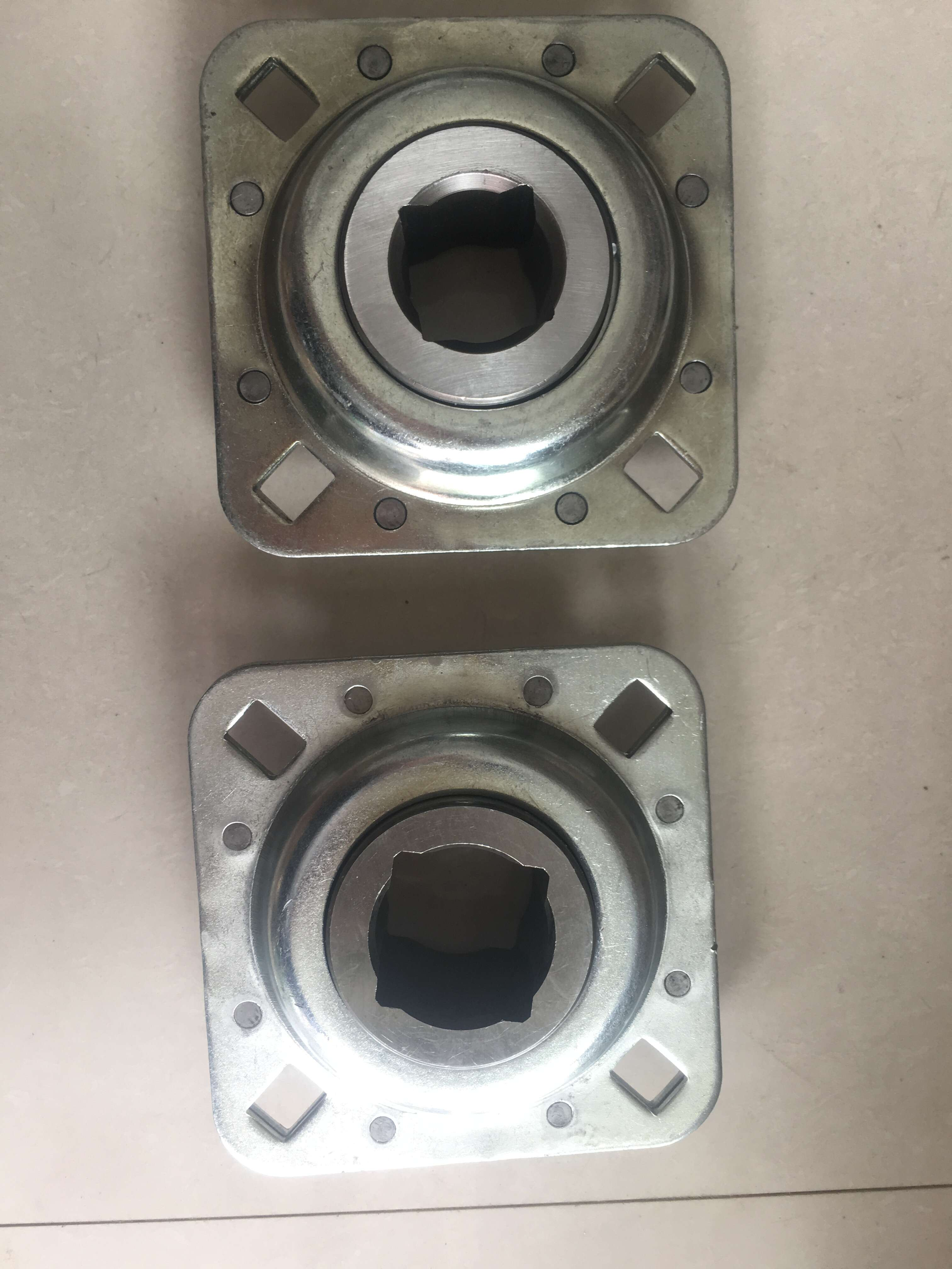 Agricultural Machinery Bearing 204KPP2 Double Seal Steel Retainer High Mechanical Efficiency