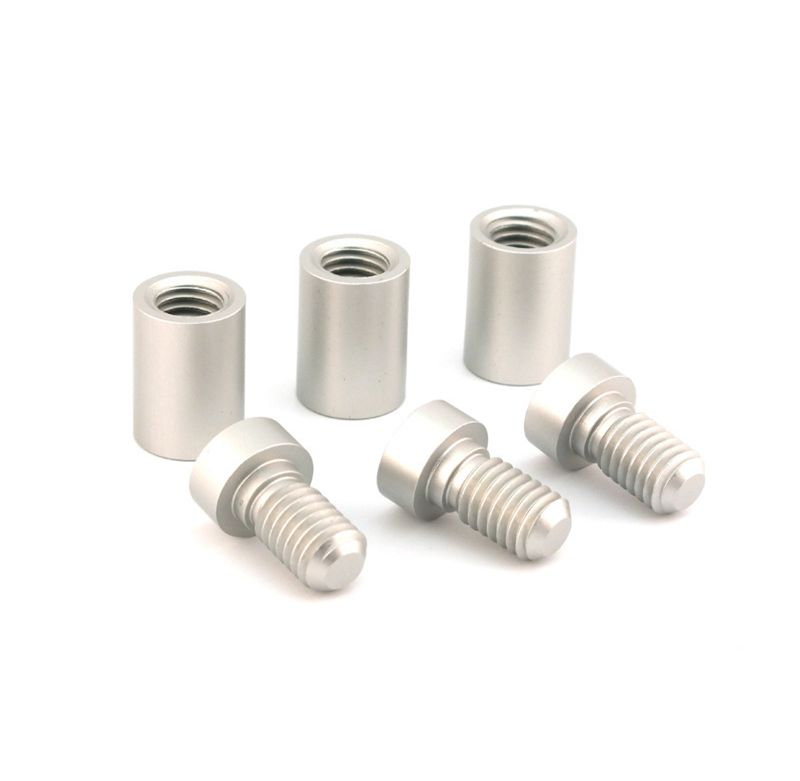Custom cnc precision swiss machining parts