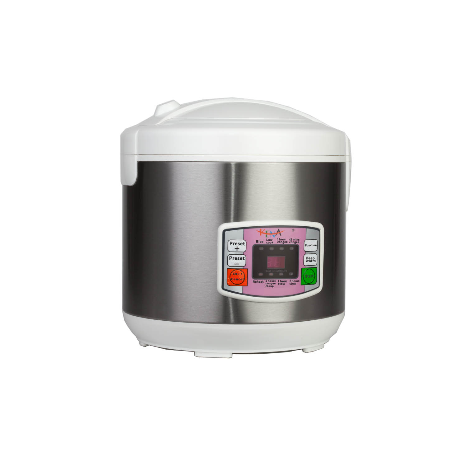700W Stainless Steel  Non-stick 5L Multifunction  Smart Rice Cooker