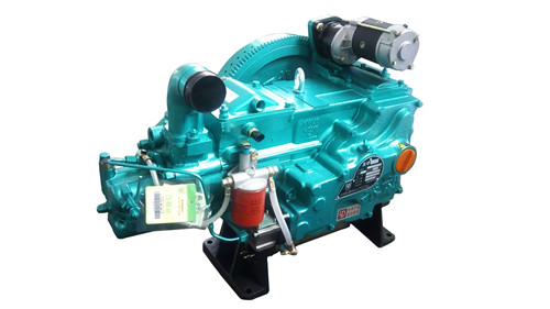 China KM130 hot selling Laidong Single cylinder diesel engine wholesale