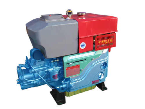 KM160 Laidong factory price Single cylinder diesel engine supplier