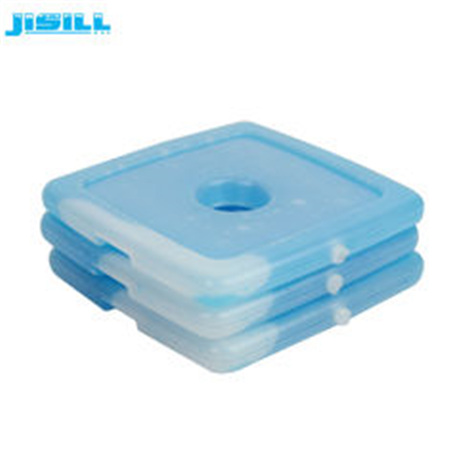 Fit & Fresh Slim Reusable Cooling Food Gel Ice Pack for Kids Lunch Cool Bag
