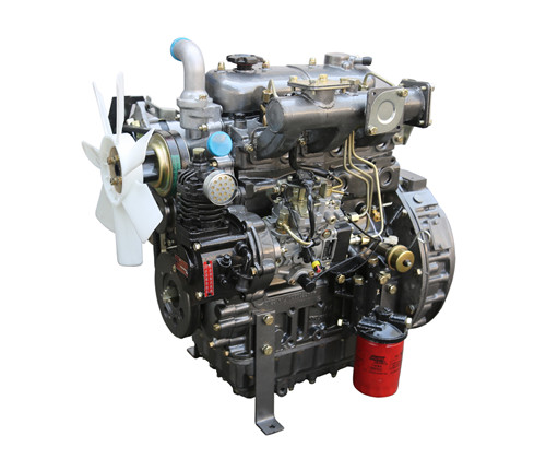 China KM390 Laidong Factory price Multi-cylinder diesel engine supplier