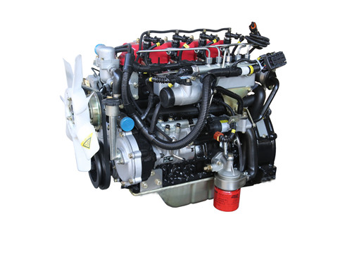 China 4L18CF factory direct sale Laidong Multi-cylinder diesel engine
