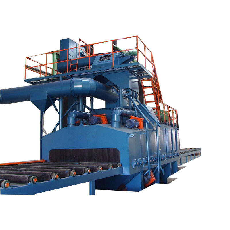 Roller Conveyor Shot Blasting Machine Manufacturer