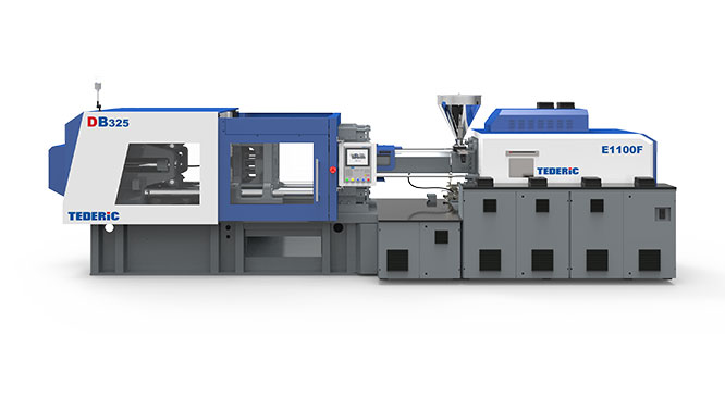 DB-EF Electric Hybrid Injection Molding Machine
