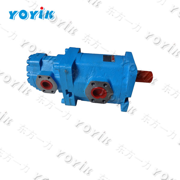 EH oil Circulating pump 	02-125801-3 by yoyik