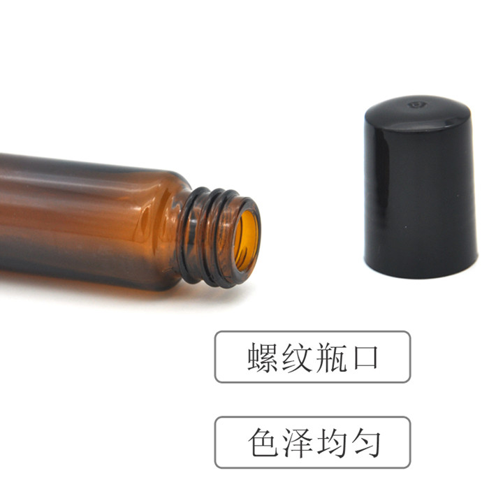 High Quality Dropper Essential Oil Glass Bottles
