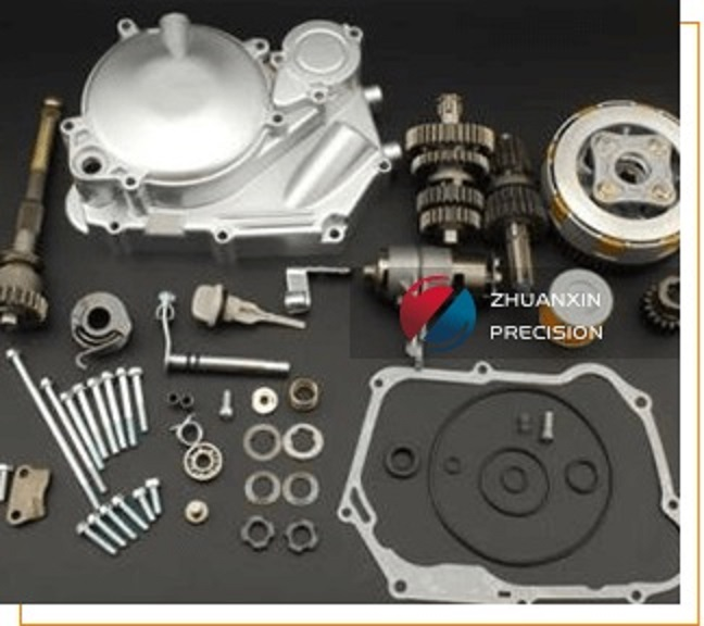 Automotive Parts prototype Service