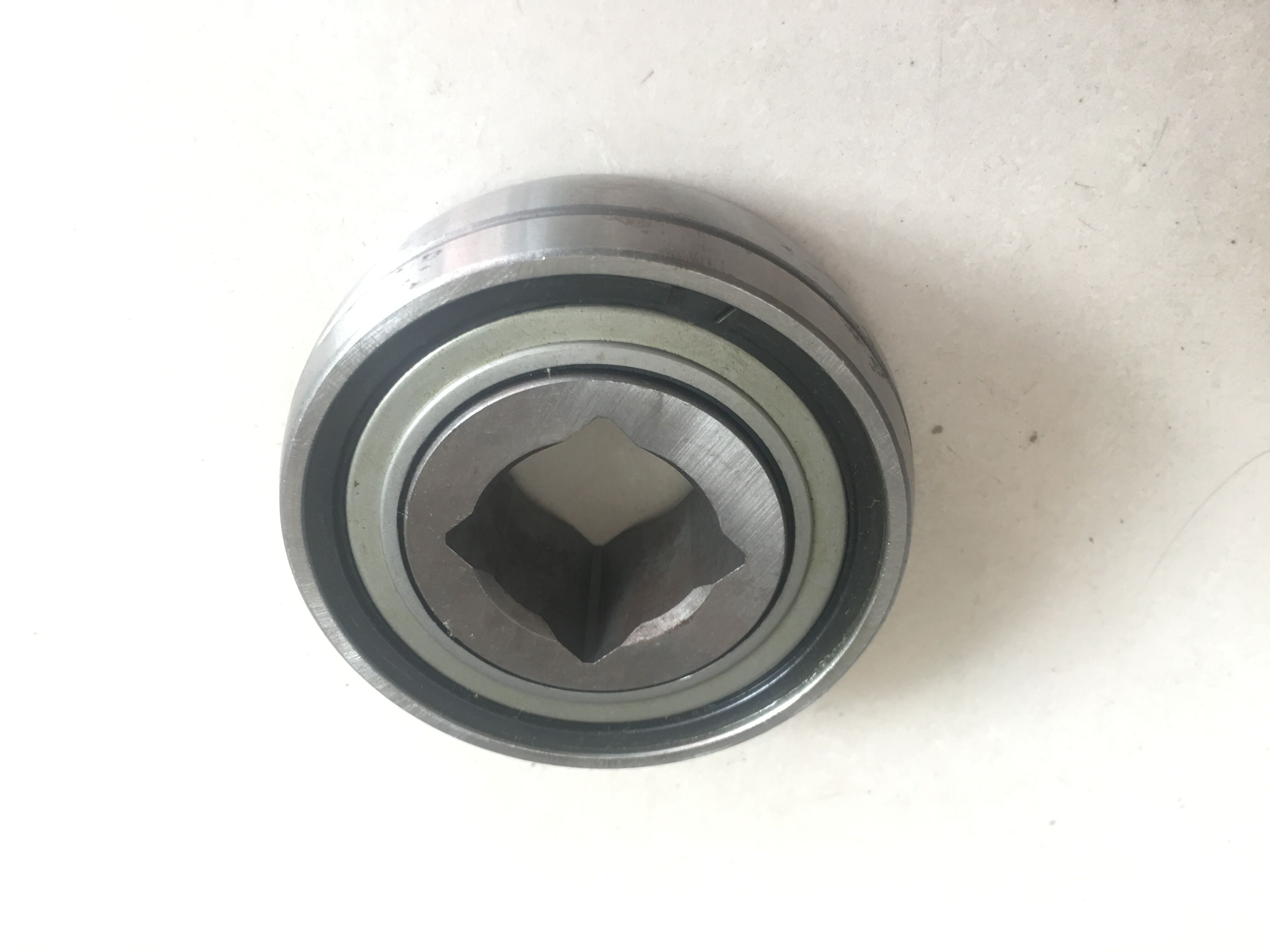 72mm ID Steel Pillow Block Bearings UCT207 For Conveying Machinery Certified  ISO9001