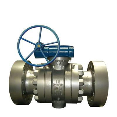3-piece Metal Seated Ball Valve