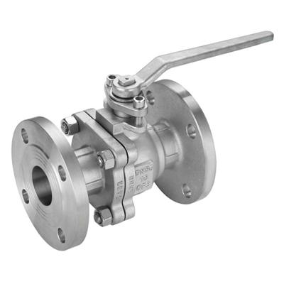 Peek Soft Seated Ball Valve