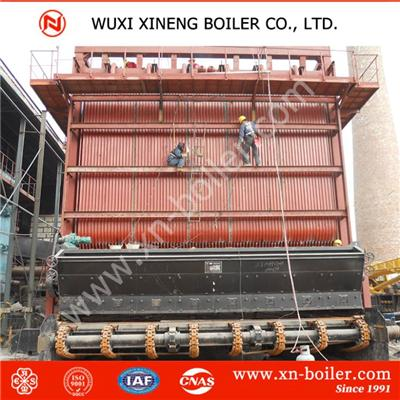 Saturated Steam Boiler