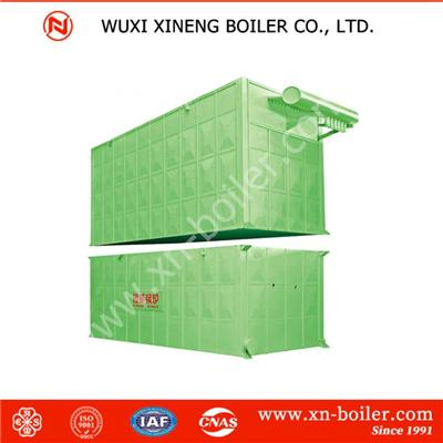Coal Fired Fuel Hot Water Boiler