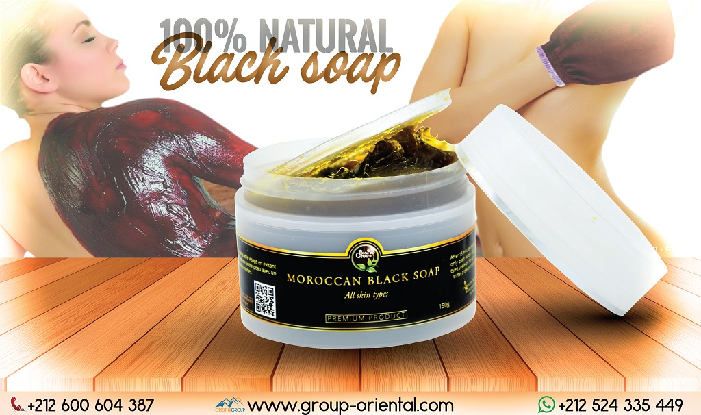 Producer Moroccan Black Soap