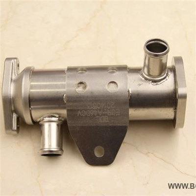 Round Style EGR Cooler Tube Type