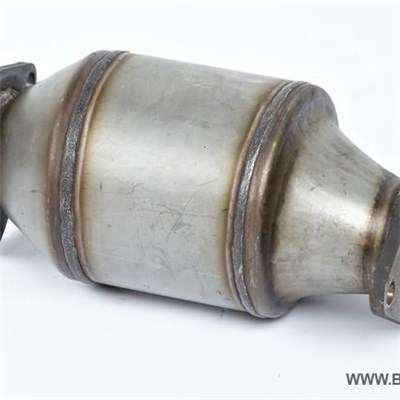 Catalytic Converter And Flange Connector