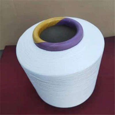 Polyester Covered Yarn For Socks