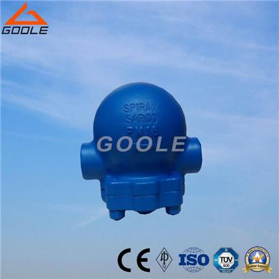 Threaded Ball Float Steam Trap