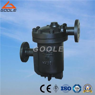 Bell Shape Inverted Bucket Steam Trap