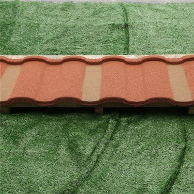 Rainbow Roof Tile