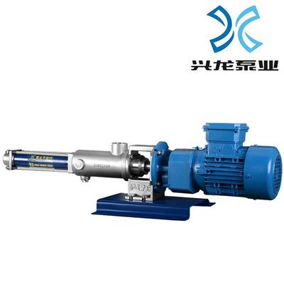 Progressive Cavity Metering Pump
