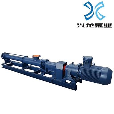 Bearing Housing Type Progressive Cavity Pump