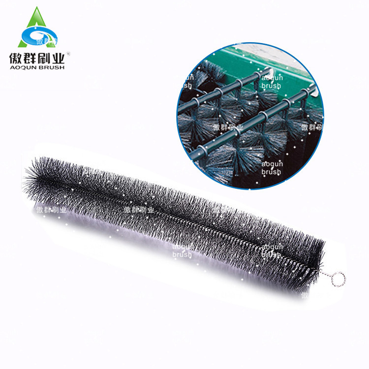 High Quality Stainless Steel Fish Pond Filter Brushes For Sale Of AOQUN