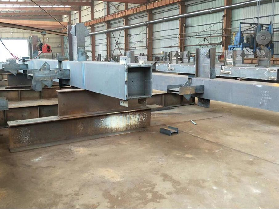 box steel  custom Box Steel Structural China  custom Steel Structural factory