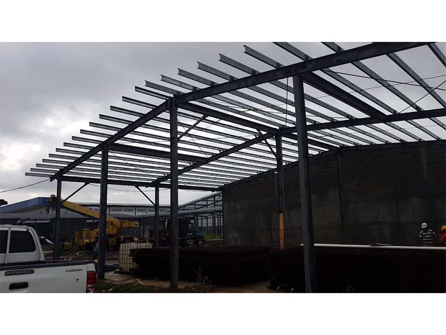 C Z Purlin  C/Z Purlin Steel Structural  custom Steel Structural factory