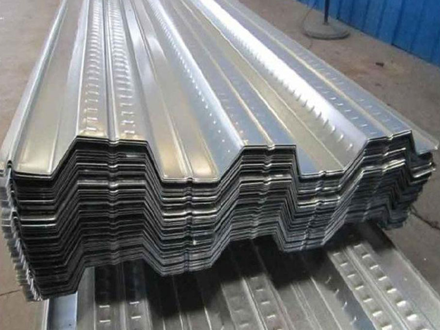 Galvanized Decking Floor  Decking Steel Structural factory   custom Steel Structural factory