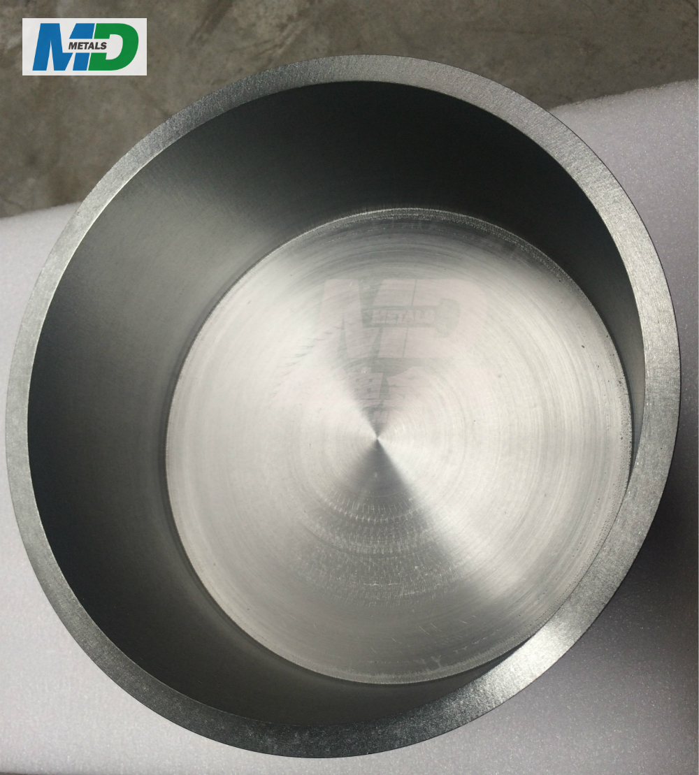 Customized High Temperature Molybdenum Cup Mo Crucibles Moly Crucible for Vacuum