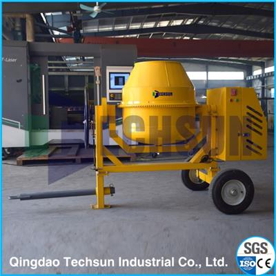 Concrete Mixer Machine 2 Wheels