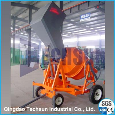 Hydraulic Portable Cement Mixer