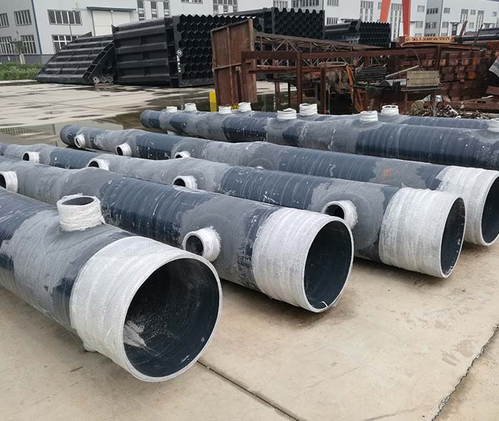FRP Spray Pipe