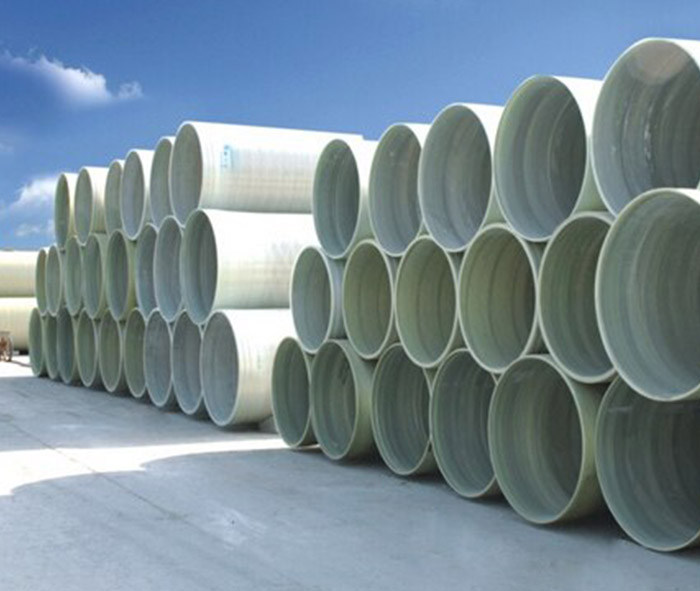FRP Mortar Pipe FRP sand pipe