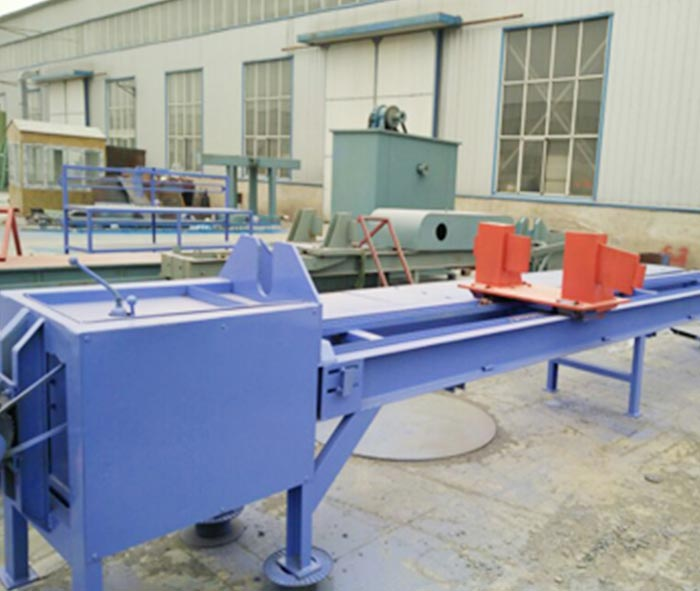 FRP chemical pipe winding production line