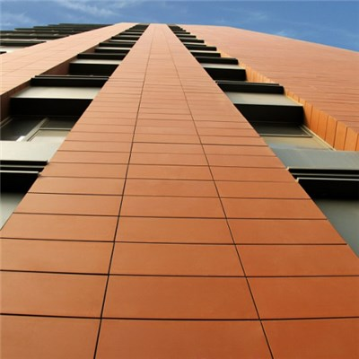 Terracotta Rainscreen System