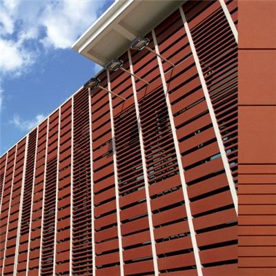 Terracotta Wall Cladding