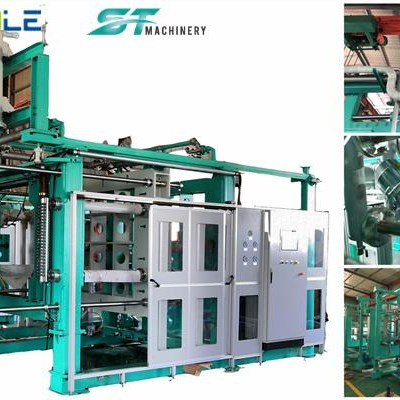 Energy Saving EPS Shape Moulding Machine