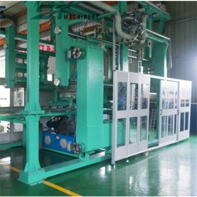 Packaging EPP Shape Moulding Machine