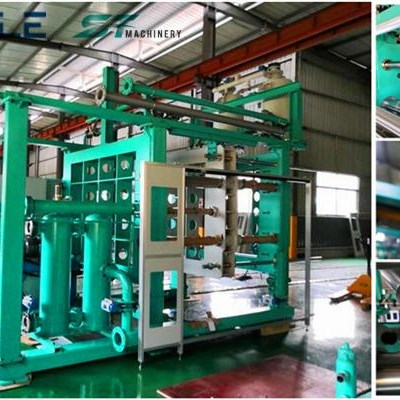 Vehicle EPP Shape Moulding Machine