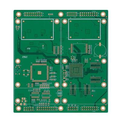 Industrial Control Printed Circuit Board