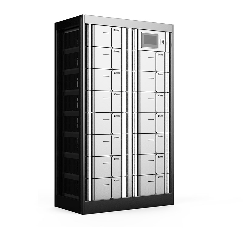 LFP Battery Cabinet for Train Station