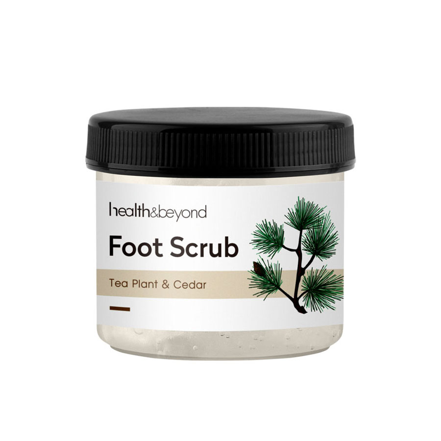 Personal Skincare Product private label moisturizing foot scrub cream