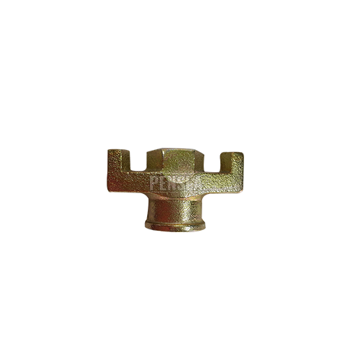 Formwork Tie Rod Wing Nut 15/17 MM