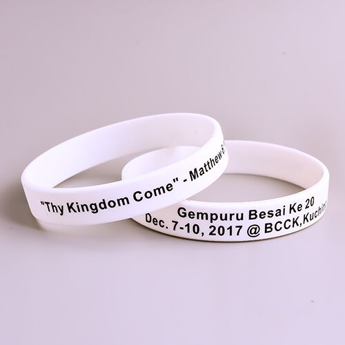 Custom Wristbands for Prayer